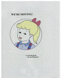 We're Moving! - A Coloring Book picture