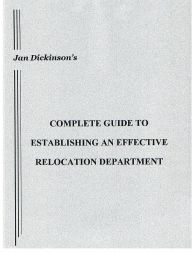Complete Guide To Establishing An Effective Relocation Department picture